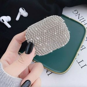 AirPods PRO Case Cover Diamond Bling Iced Out NEW